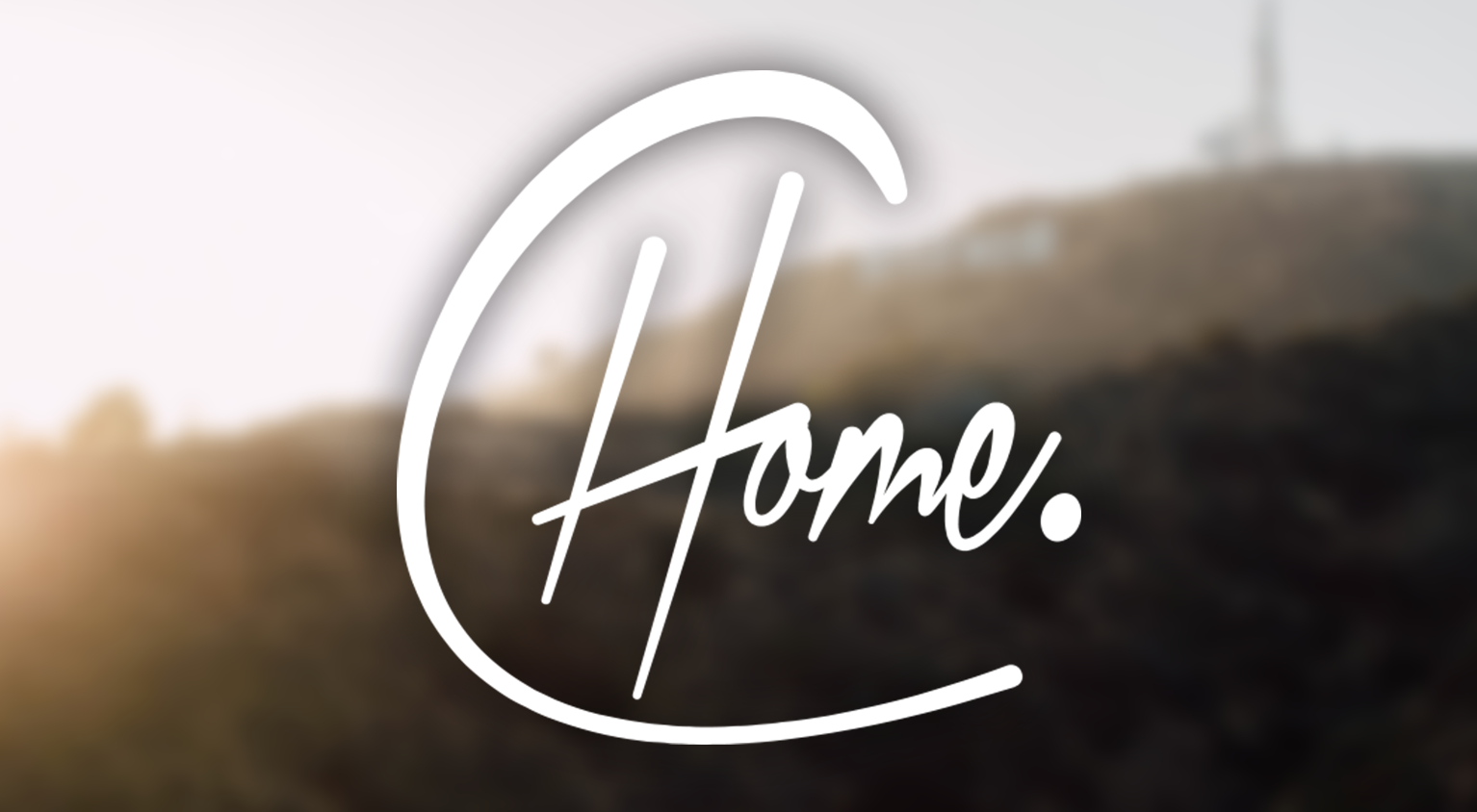 Logo Entwicklung ComeHome 2015