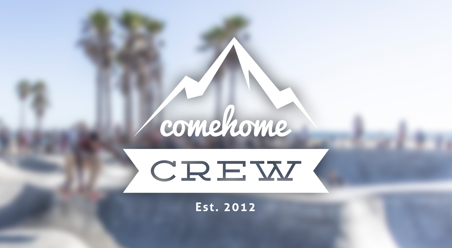 Logo Entwicklung ComeHome 2016